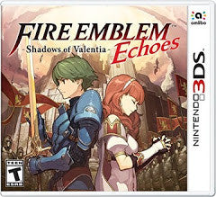 Fire Emblem Echoes: Shadow of Valentia - Pre-Owned 3DS