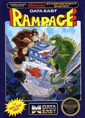 Rampage - NES