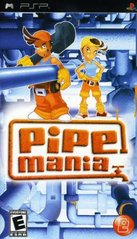 Pipe Mania - PSP