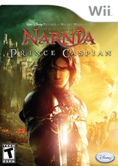 Chronicles of Narnia Prince Caspian - Wii