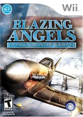 Blazing Angels Squadrons of WWII - Wii