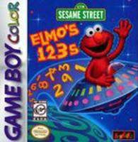 Elmo's 123's - Gameboy