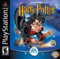 Harry Potter and the Sorcerer's Stone - Playstation