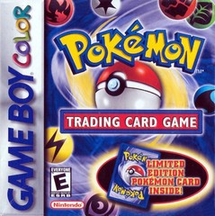 Pokemon Trading Card Game - Gameboy Color