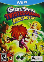 Giana Sisters Twisted Dreams Director's Cut - Pre-Owned Wii U