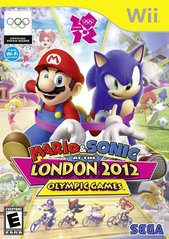 Mario and Sonic at the London 2012 Olympic Games - Wii