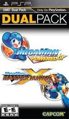 Mega Man Dual Pack: Mega Man Powered Up/Mega Man Maverick Hunter - PSP