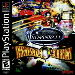 Pro Pinball Fantastic Journey - Playstation