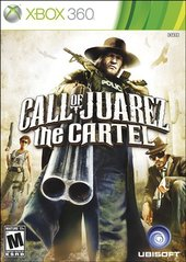 Call of Juarez the Cartel - Pre-Owned Xbox 360