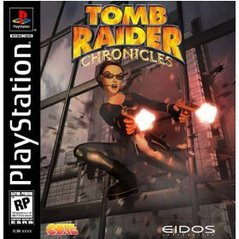 Tomb Raider: Chronicles - Playstation