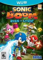 Sonic Boom: Rise of Lyric - Pre-Owned Wii U