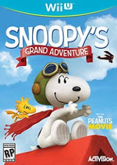 Snoopy's Grand Adventure - Pre-Owned Wii U