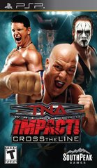 TNA Impact! Cross the Line - PSP