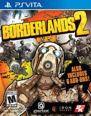 Borderlands 2 - Pre-Owned Playstation Vita