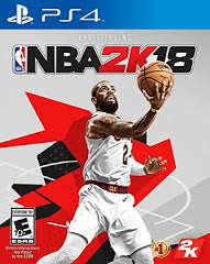 NBA 2K18 - Pre-Owned Playstation 4