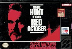 Hunt for the Red October - SNES
