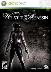 Velvet Assassin - Pre-Owned Xbox 360