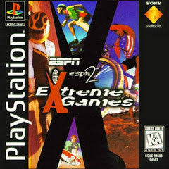 ESPN Extreme Games - Playstation