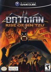 Batman: Rise of Sin Tzu - Gamecube