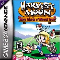 Harvest Moon: More Friends of Mineral Town - Gameboy Advance