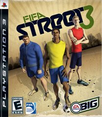 Fifa Street 3 - Pre-Owned Playstation 3