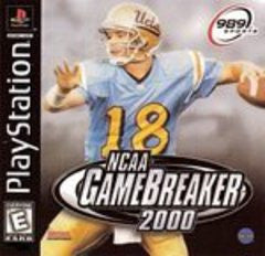 NCAA Gamebreaker 99 - Playstation