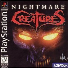 Nightmare Creatures - Playstation