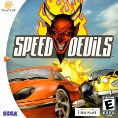 Speed Devils - Dreamcast