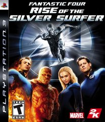 Fantastic Four: Rise of the Silver Surfer - Pre-Owned Playstation 3