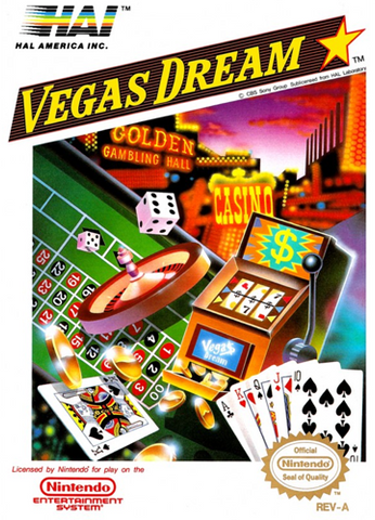 Vegas Dream - NES