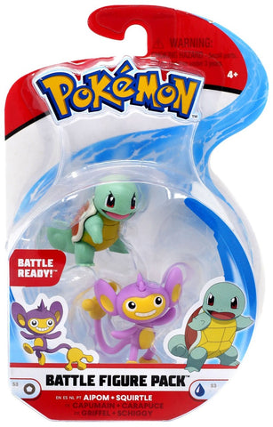 Pokemon Battle Figure 2-Pack