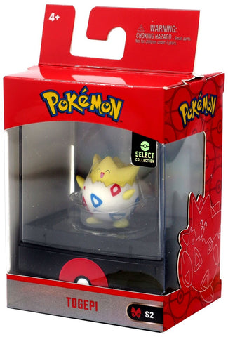 "Pokemon Select Collection 2"" Figure with Case - Togepi"