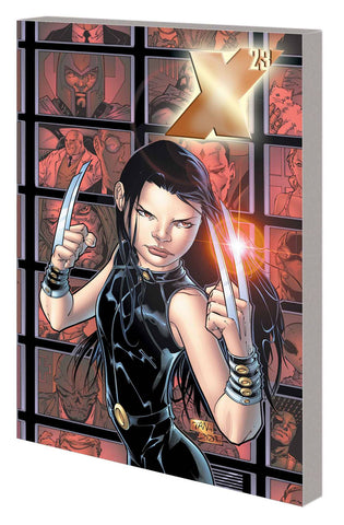 X-23 The Complete Collection Book 1