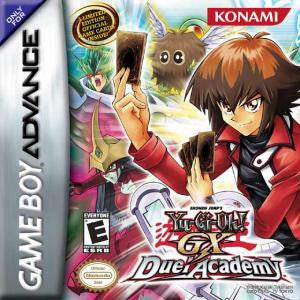 Yu-Gi-Oh GX: Duel Academy - Gameboy Advance