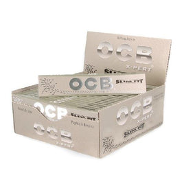 50 OCB Xpert Silver King Size Slimfit Papers - Dragons Head Shop