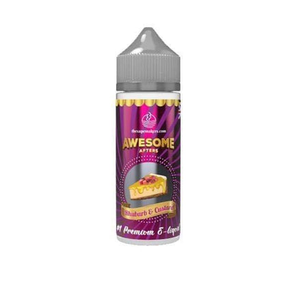 Awesome Afters by The Vape Makers 100ml Shortfill 0mg (70VG/30PG) - Dragons Head Shop