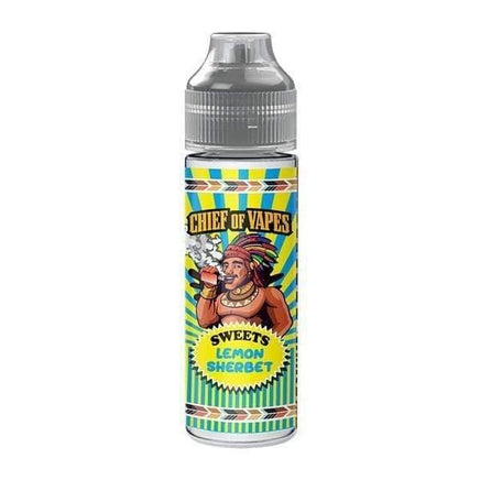 Chief of Sweets by Chief of Vapes 0mg 50ml Shortfill (70VG/30PG) - Dragons Head Shop