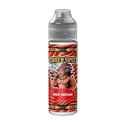 Chief of Vapes Vaping Products Three Chiefs by Chief of Vapes 0mg 50ml Shortfill (70VG/30PG)