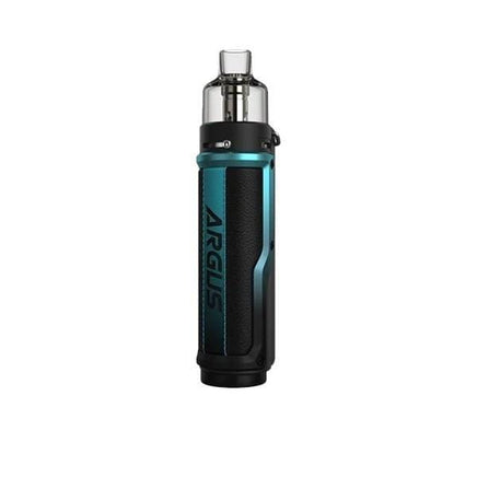 Prodotti Voopoo Vaping Litchi Leather & Blue Voopoo Argus X Kit
