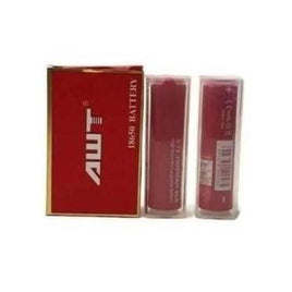 AWT Vaping Products AWT 18650 3000mAh Battery + Battery Case