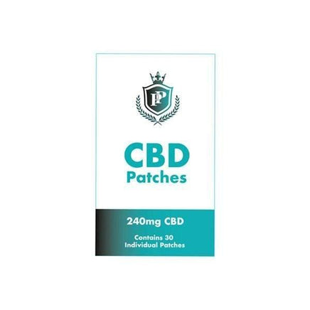 Perfect Patches CBD Products Perfect Patches 240mg CBD Patches