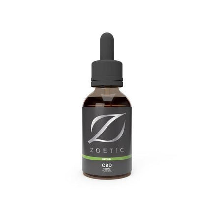 Zoetic CBD Products Zoetic 500mg CBD Oil 30ml -  Calming Natural