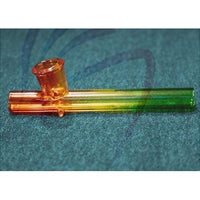 Dragons Head Shop Glass pipes Multicolour Steamroller Pipe 90 mm