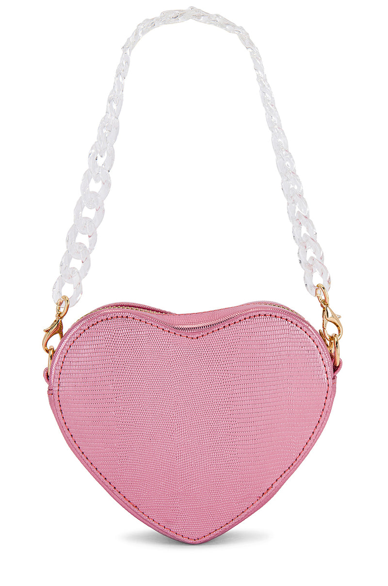 Mini Ava Heart Bag