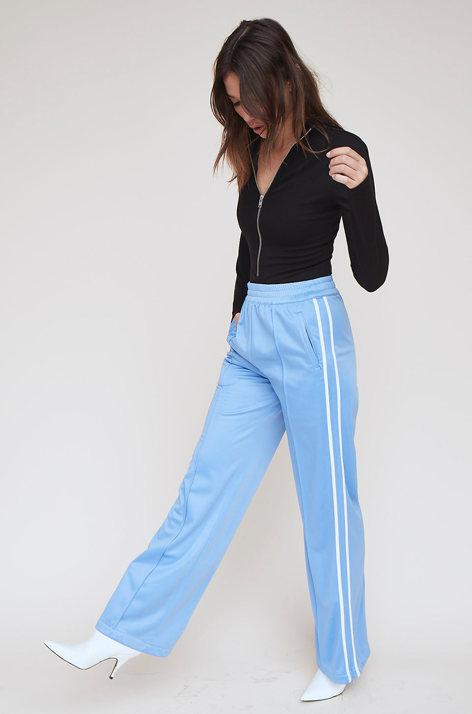 Athletic Split Track Pant