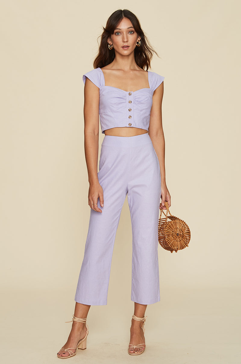 Cropped Pant