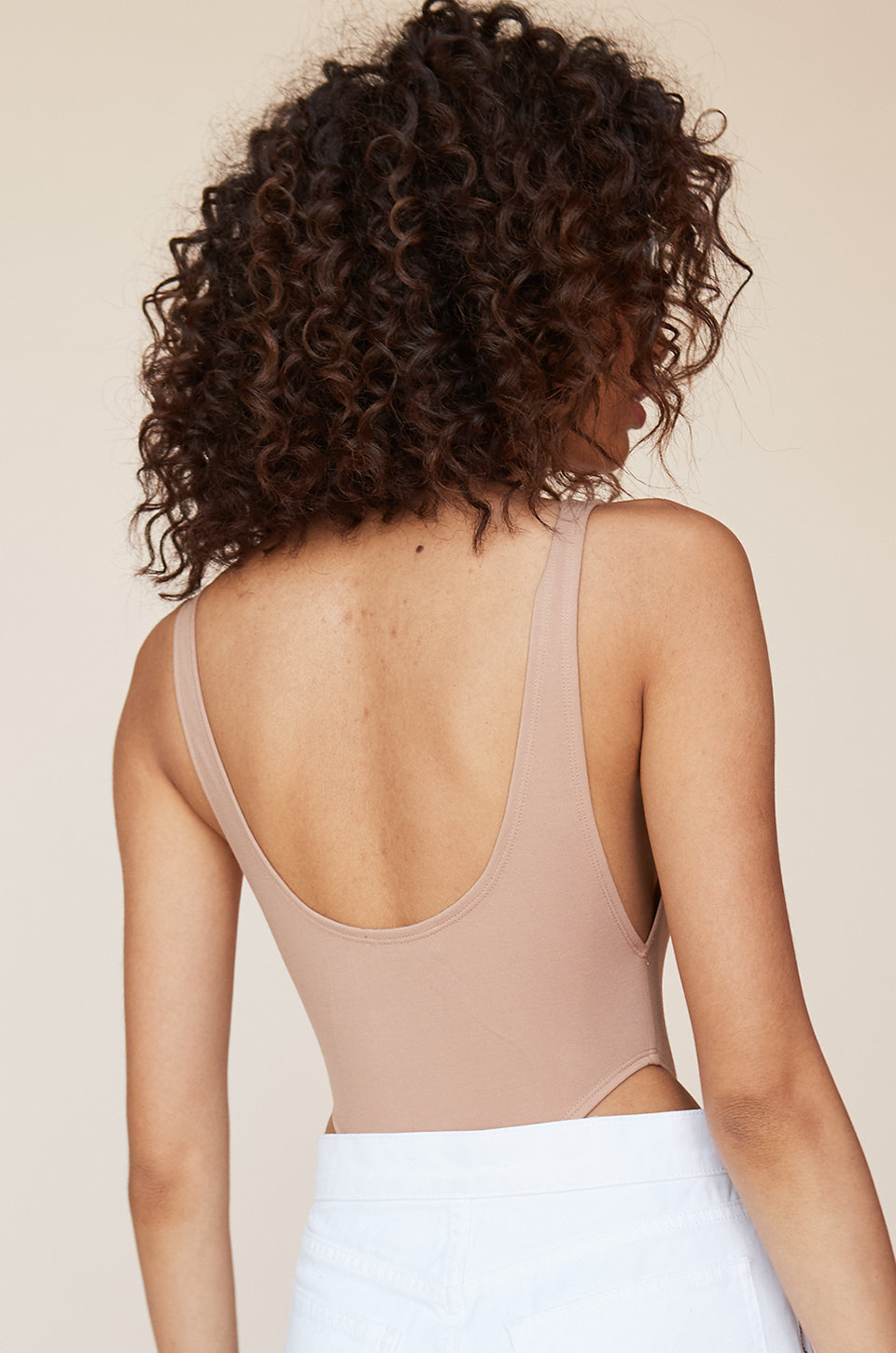 High Hip Bodysuit