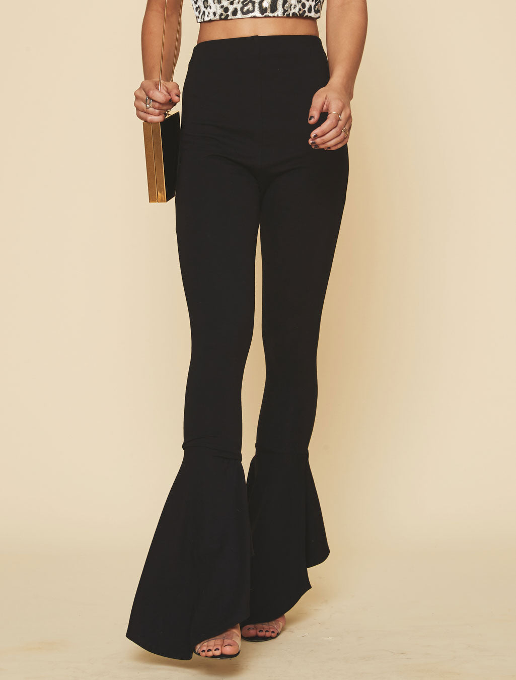 Pant 580 in Black. - size S (also in M,XS) LPA