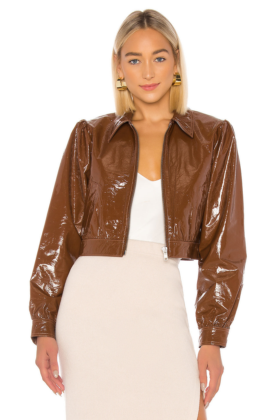 Paulie Leather Jacket