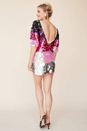 Payette Sequin Dress